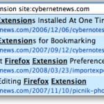 Instant Google Results in the Firefox 3 Location Bar