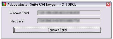 serial photoshop cs4 keygen