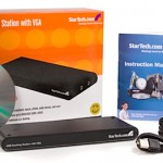 Giveaway: USB Docking Station with VGA Support