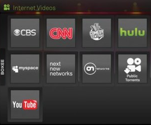boxee video sources