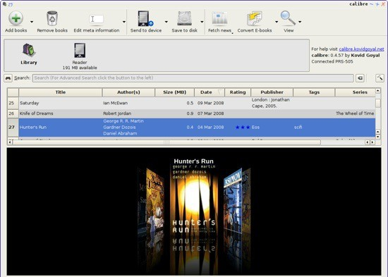 Calibre for Linux 3.33.1 full