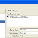 Backup Only Changed Portions of Files with DeltaCopy