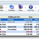 Drive Manager: Hide Drives, Assign Drive Letters to Folders, and More