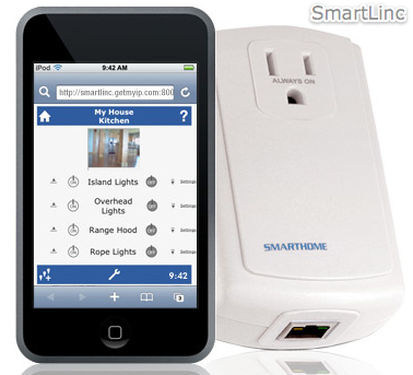 Control Your House Lights (and more) with Your iPhone