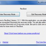 Get an iPhone Out of Recovery Mode