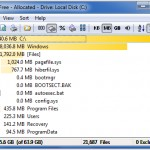 Use Portable TreeSize to Find Large Files and Folders