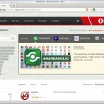 Opera 11 Adds Extension Support