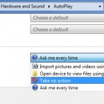 Disable iPhone AutoPlay Popup in Windows 7