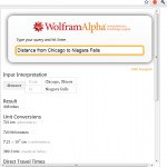 Best Wolfram Alpha Chrome Extension