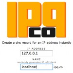 Quickly Create Free DNS Entries with IPQuick