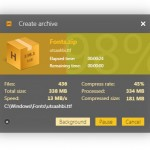 Hamster ZIP Archiver Uses All Your Processor Cores for Compressing Files