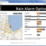 Get Rain Alerts in Chrome and Firefox