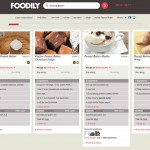 Search for Recipes by Ingredients with Foodily