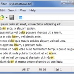Quickly Search Through Text Files