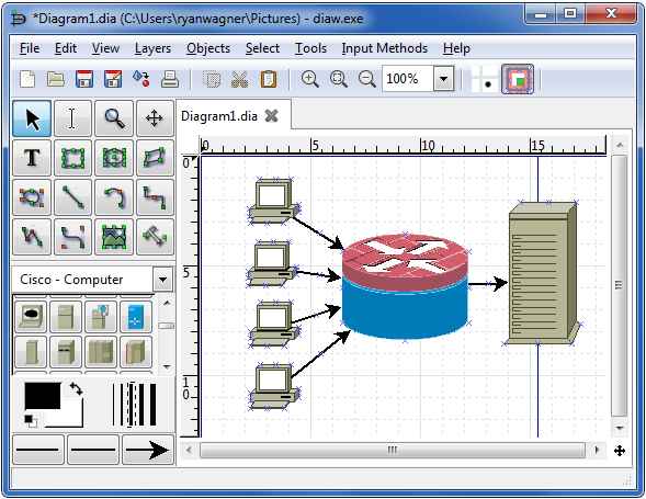 Free Diagram Software For Windows Mac And Linux