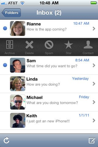 Google voice ios sms 1