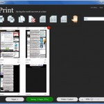Print Multiple Pages on One Sheet