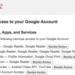Review Third-Party Apps With Access to Your Google, Twitter, and Dropbox Accounts