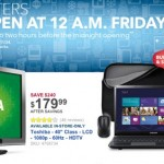 Best Black Friday Deals 2012
