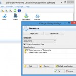 Create and Edit Windows 8 Libraries